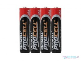 Bateria Duracell Procell / Industrial LR03 AAA