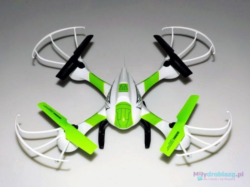 Quadrocopter Sky Hawkeye FVP 2,4GHz Monitor LCD Dron