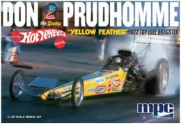 "Model plastikowy - Don ""Snake"" Prudhomme 1972 Rear Engine Dragster 1:25 - MPC"