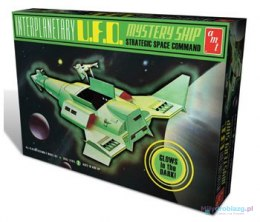 Model plastikowy - Statek Kosmiczny Interplanetary UFO Mystery Ship - AMT