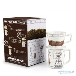 Coffeemageddon - Dripper i kubek